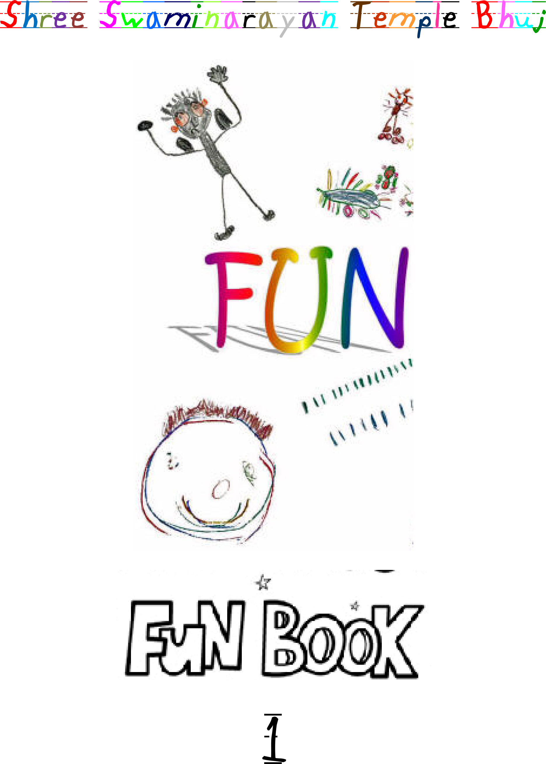 Cover of Funbook 02