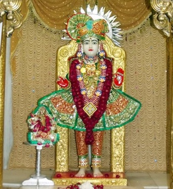 Prolugue to the Biography - Shree Swaminarayan Mandir Kalupur