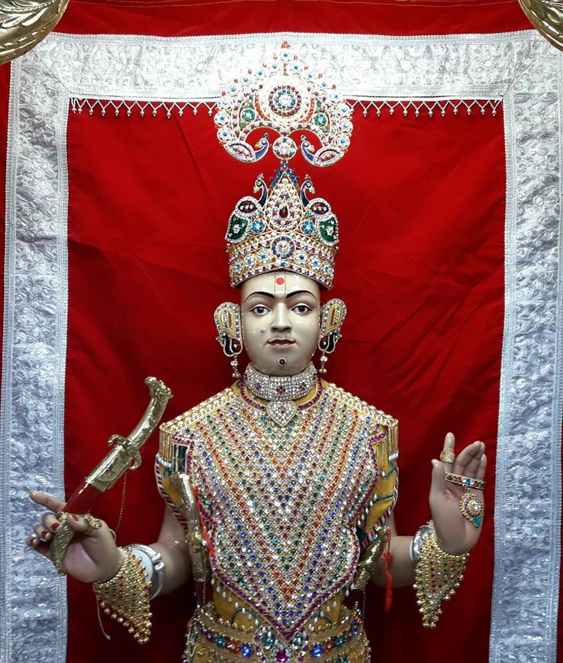 shree swaminarayan mandir dholka