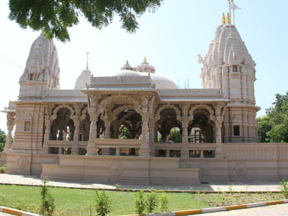 Shree Swaminarayan Temple Mahesana