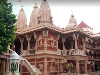 Shree Swaminarayan Temple Prayagraj