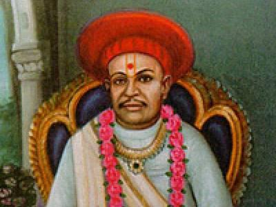 Acharya Shree Keshavprasadji Maharaj