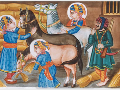 Bhakta Joban
