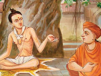 Muktanand Swami Meets Nilkanthvarni